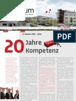 LS Newsletter 01 2012 Deutsch