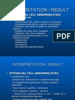 Epithelial Cell Abnormalities - Glandular