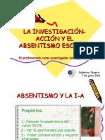 Absentismo InvestigacionAccion CPR Aviles Definitivo