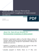 About the East African Network for Environmental Compliance