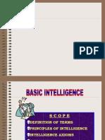 Basic Intelligence Ms-1