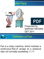 Overview on Fans