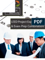 Project Experience Exam Prep Brochure Final