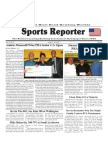 June 20 - 26, 2012 Sports Reporter