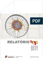 dge [mec] 2012_relatório teip 2010 - 2011