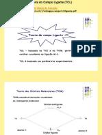 Teoria do Campo Ligante (TCL)
