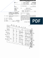 Backplane assembly for electronic circuit modules providing electronic reconfigurable connectivity of digital signals and manual reconfigurable connectivity power, optical and RF signals (US patent 6105088)