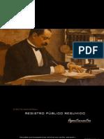 Registro Público Resumido