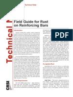 Rust on Rebar