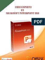 Curso Experto en PowerPoint 2010 RicoSoft