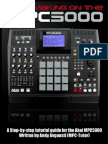 Contents Beat Making on the Mpc5000