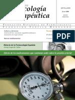 Actualidad en Farmacología y Terapéutica