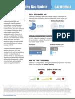 Widening Gap Factsheet