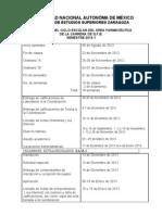 CALENDARIO 2013-1