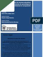 Proceso de integración de recursos educativos abiertos (REA) en ambientes de aprendizaje de formación técnica profesional en computación