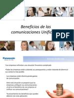 Redes Panasonic Comunicaciones Unificadas www.Logantech.com.mx Mérida, Yuc.