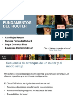 Redes - Router