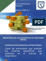 02-6-12 Métodos de DX Taxonomias DSM IV