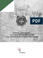 Los Censos de Población en Chile y su Evolución Histórica hacia el Bicentenario