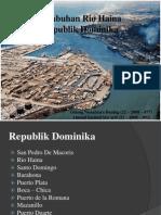 Port of Rio Haina