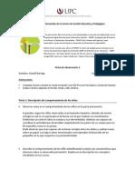 Ficha de observación 2 CEDIF