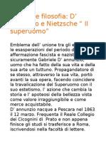 Italiano e Filosofia
