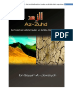 Az-Zuhd – Der Verzicht auf weltliche Freuden, um die Nähe Allahs zu gewinnen