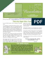 2012-06 HPC Newsletter