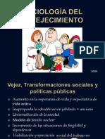 CARACTERÍSTICAS PSICOLÓGICAS Y SOCIOCULTURALES EN EL PACIENTE SENIL.CONFERENCIA,MED. ZEA-OPHELAN