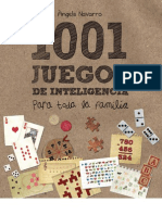 1001 juegos de inteligencia para toda la familia