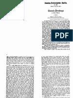 Neu-Salems Schriften,  Charwoche-Betrachtungen 1890