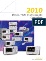 RIGOL Product Catalog