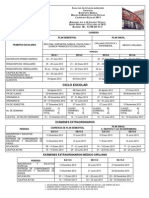 Calendario Escolar 2012-2013 Aprobado h Consejo