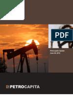 Petrocapita June 20, 2012 Update