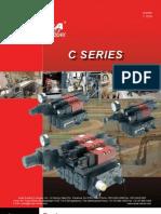 C7M 4303 5 PL A120 Versa Manifold Assembly