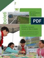 Boletim Informativo da Gestão Ambiental da BR-116/392 - Junho/2012