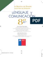 Guia Didactica Profesor 8 Lenguaje