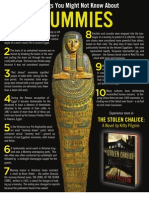 10 Things You Might Not Know About Mummies