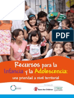 Recursos de Infancia y Adolescencia