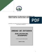 49828644 Modulo Evaluacion Del Desempeno Gladys Fernandez