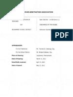 Arbitrator Award Buske Termination 05232012