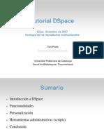 Gijon Tutorial Dspace