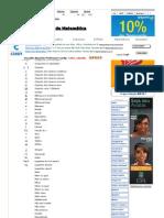 Dicionário de Matemática - - Símbolos Matemáticos II