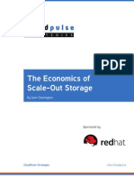 The Economics of Scale-Out Storage - CloudPulse Strategies