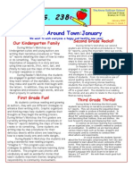 ESL-Newsletter January 2009