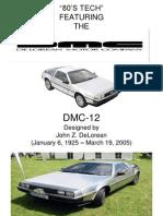 80's Tech- DeLorean DMC-12