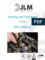 Setting the Standard - by JLM Lubricants Full Version 7-12-2011