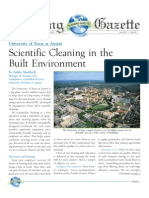 The Cleaning Gazette - June 2012