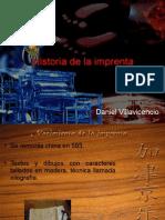 Historia de La Imprenta Giff