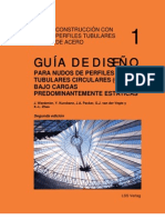 Guía de Diseño CHS-(CIDECT)